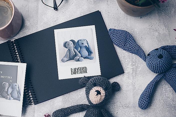 Schon bald gibt's weitere schöne Erinnerungen für die kreativfieber-Mädels: Jutta und Maike sind wieder im Babyfieber