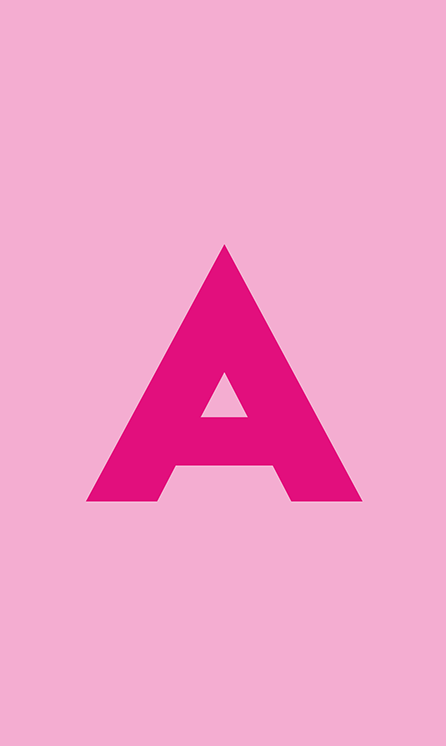A for PINK DAY