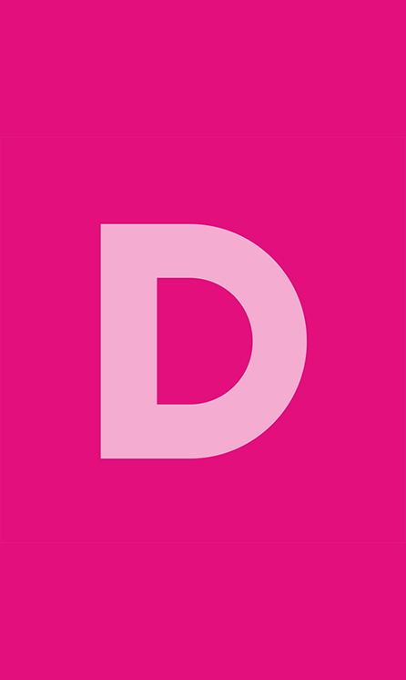 D for PINK DAY
